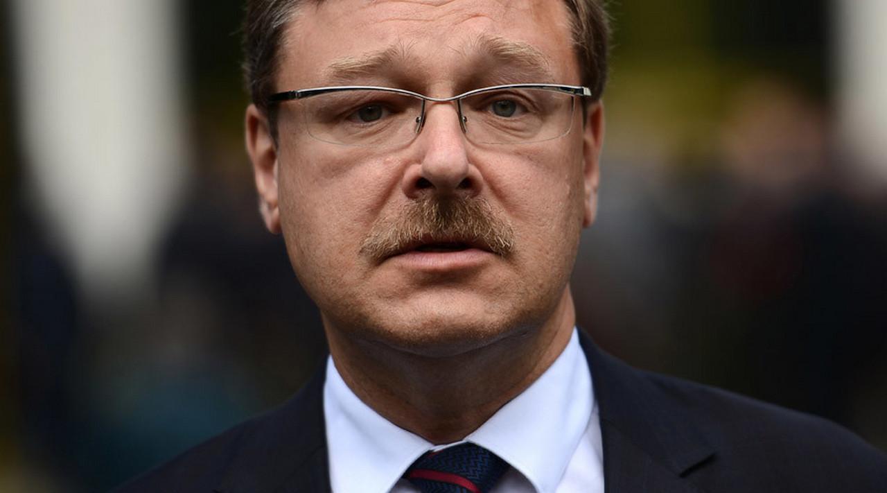 Константин Косачев: В выборе Зеленского нет места жителям Юго-Востока пока еще Украины