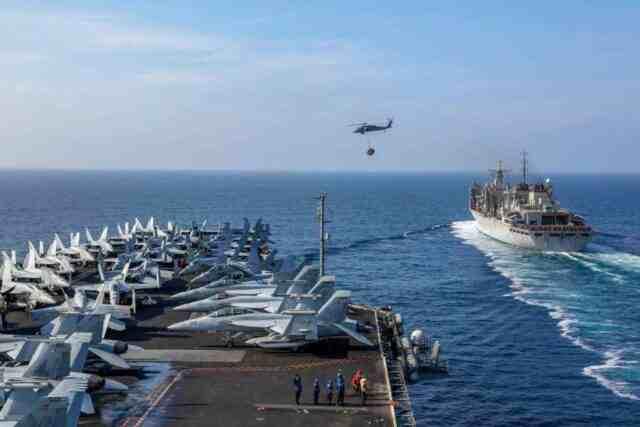 США положили глаз на Мировой океан
